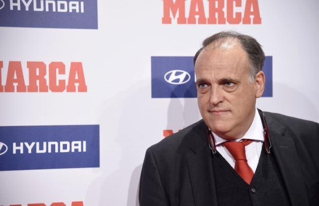 【西甲】合乐运营团队:西甲主席宣称卡塔尔支持的大巴黎,正在破坏五大联赛